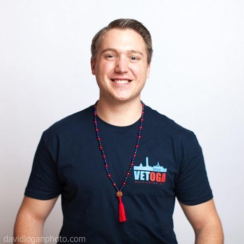 Andrew Burwell - VETOGA Instructor
