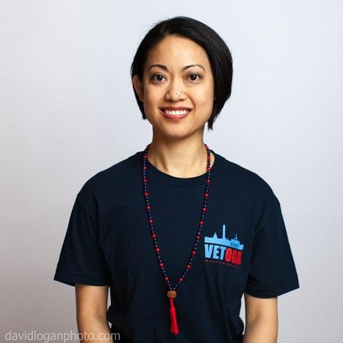 Angelica Escalona - VETOGA Instructor