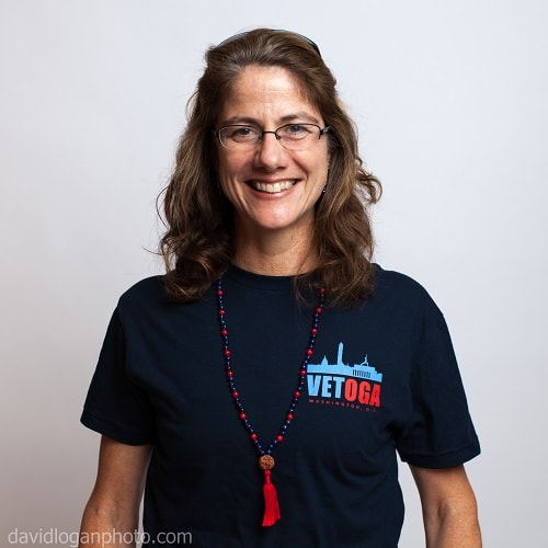 Ann McLellan - VETOGA Instructor