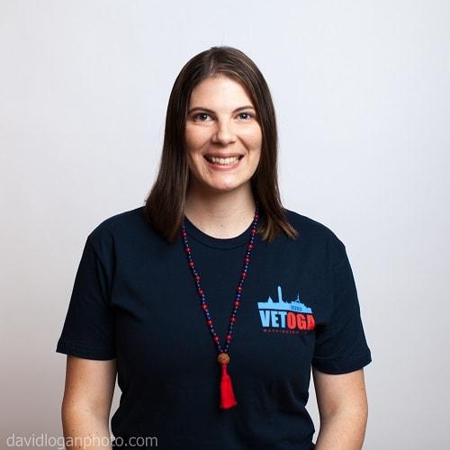 Bethany Davison - VETOGA Instructor
