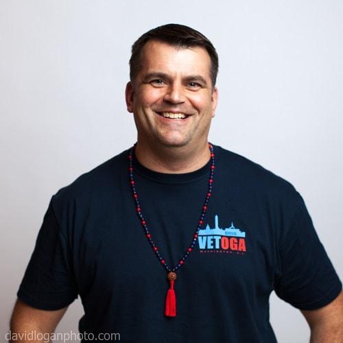 Brad Whiteman - VETOGA Instructor