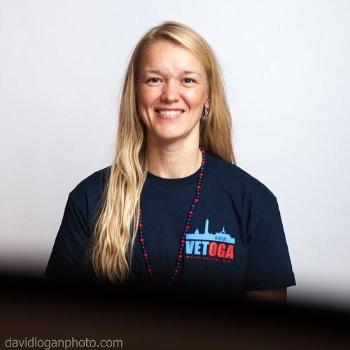 Cassie Boblitt - VETOGA Instructor