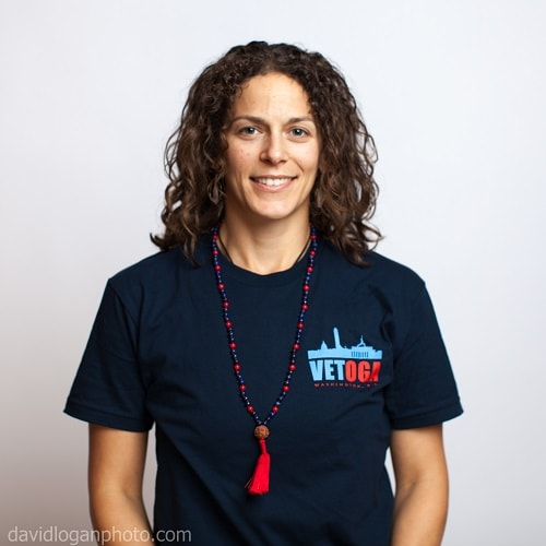 Chasity Morris - VETOGA Instructor