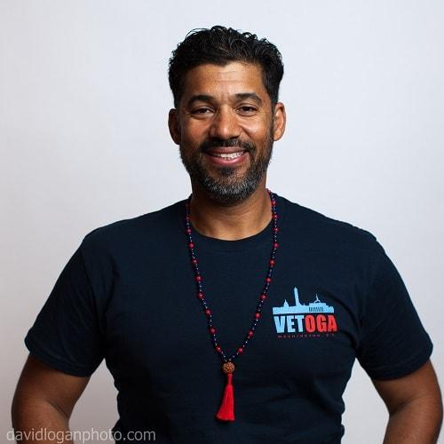 Emanuel Salazar - VETOGA Instructor
