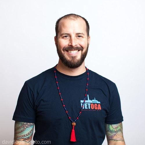 Justin Blazejewski - VETOGA Instructor