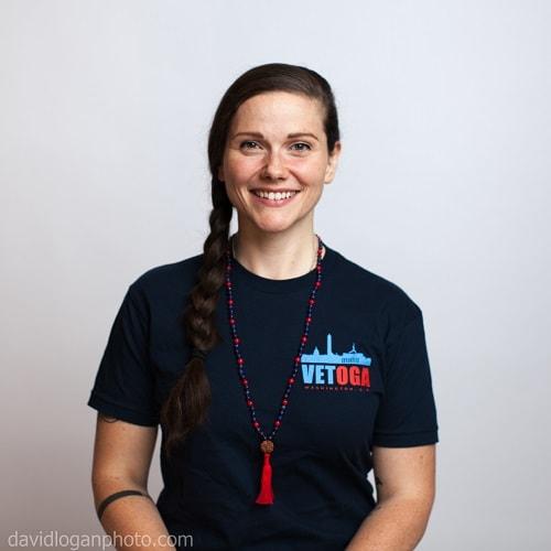 Koryn Rigler - VETOGA Instructor
