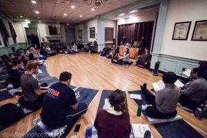 VETOGA - Teacher Training, November 2016