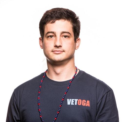 Alex Smith - VETOGA Instructor