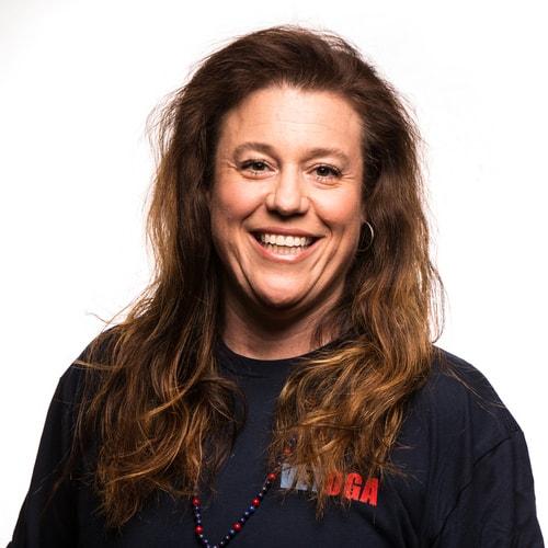 Amy LiVolsi - VETOGA Instructor