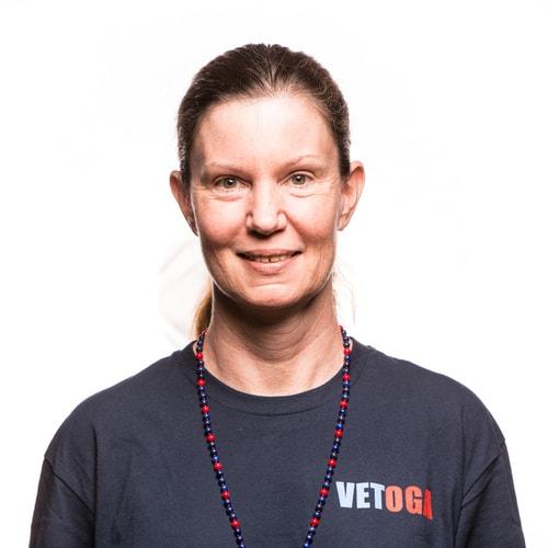 Ann Tursic - VETOGA Instructor