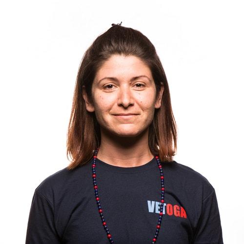 Christina Day Finley - VETOGA Instructor