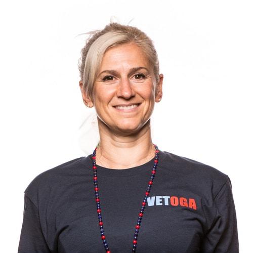 Claudia Cavazza - VETOGA Instructor