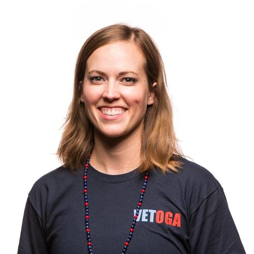 Courtney Fox - VETOGA Instructor