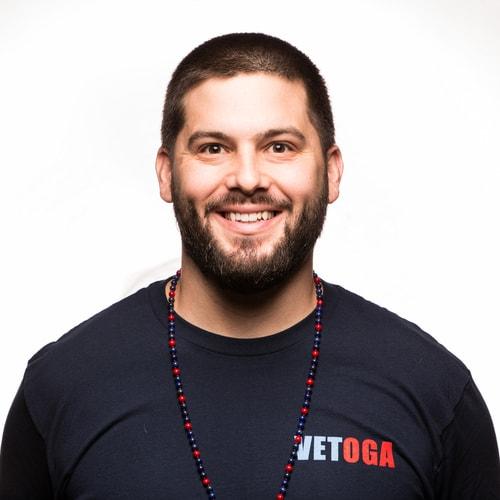 Dan Justis - VETOGA Instructor