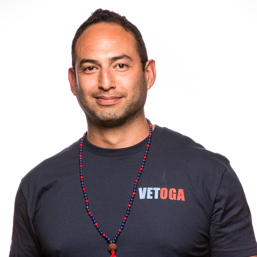 Duane Perez - VETOGA Instructor