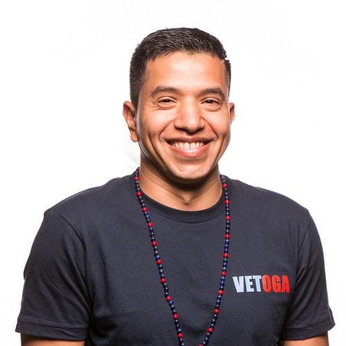 Edwin Santos - VETOGA Instructor