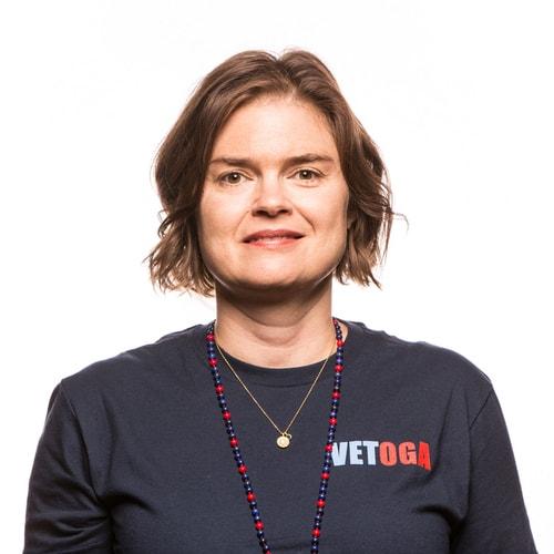 Emily Hampton - VETOGA Instructor