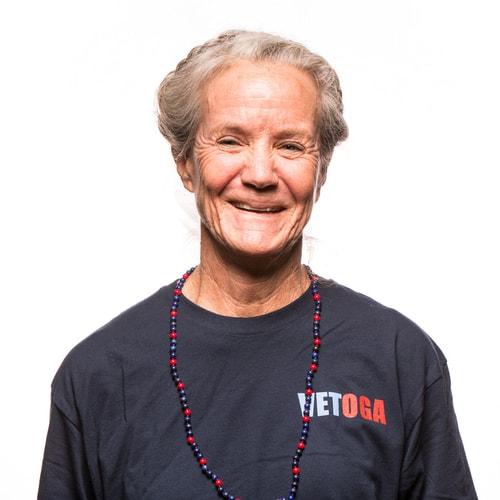 Esther Valier - VETOGA Instructor