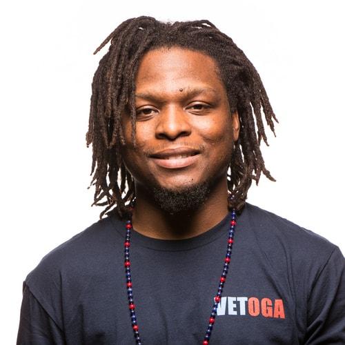 Kofi Sankofa - VETOGA Instructor