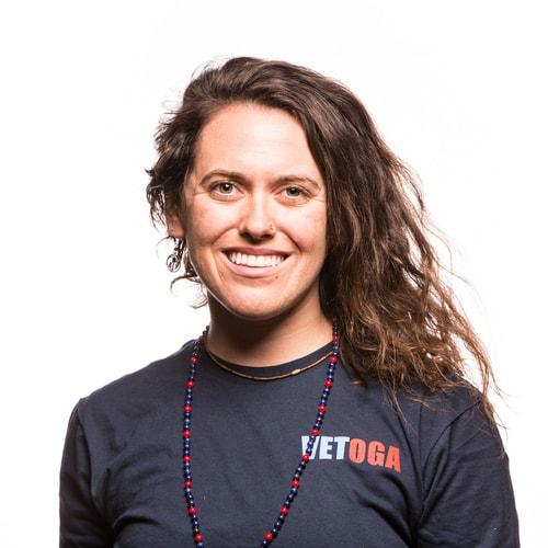 Kristin Bindi - VETOGA Instructor