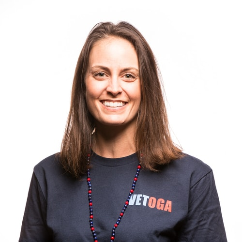 Kristyn Burr - VETOGA Instructor