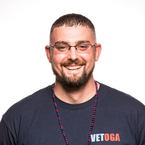 Michael Stickley - VETOGA Instructor