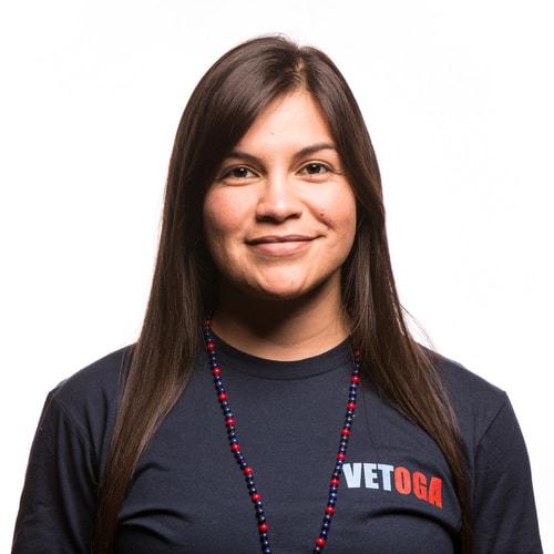 Nancy Gonzalez - VETOGA Instructor