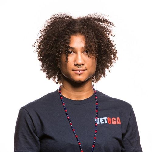Stephanie Alvarez - VETOGA Instructor