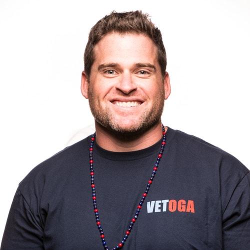 Tristan Rose - VETOGA Instructor
